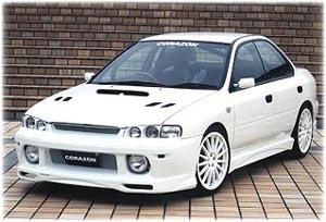Subaru 2 5L EJ25 Street Race Performance Parts Upgrades