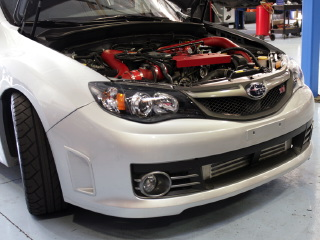 Xcceleration - Subaru WRX STi Forester XT Legacy GT Baja